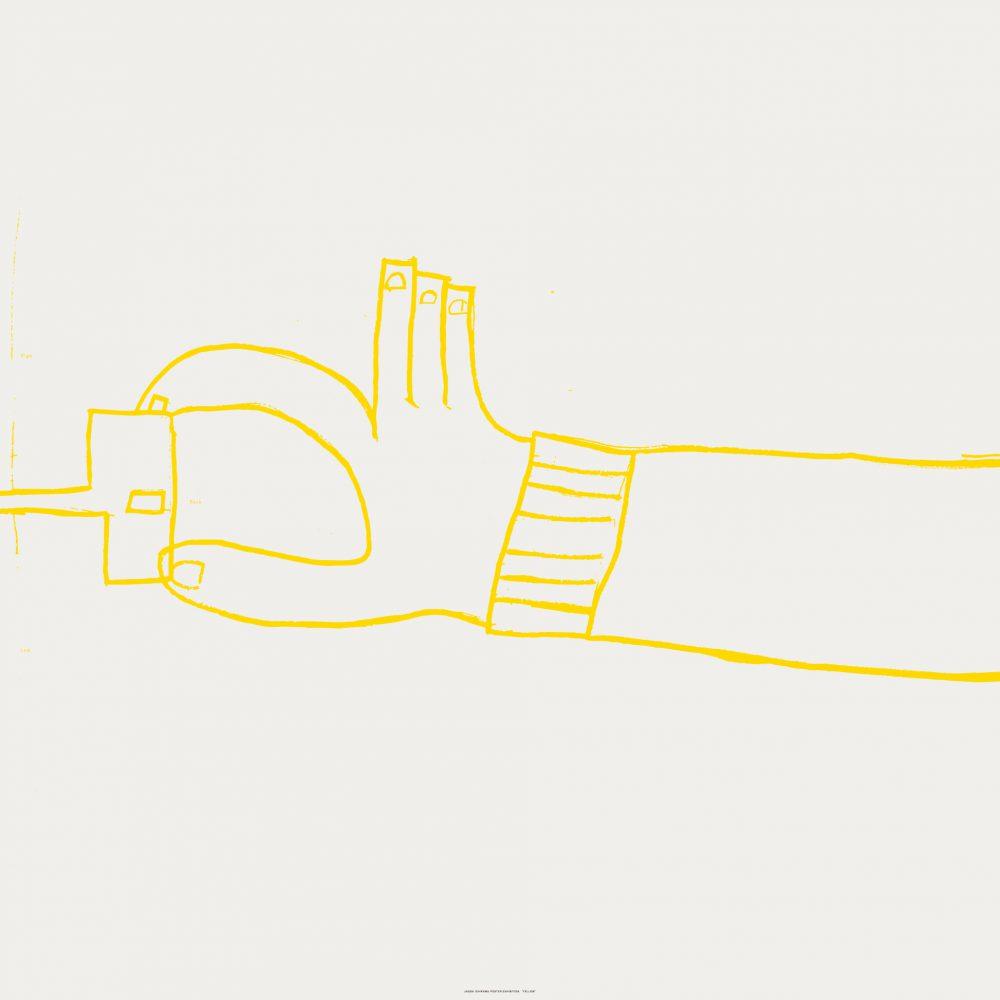 JAGDA石川Yellow展ポスター