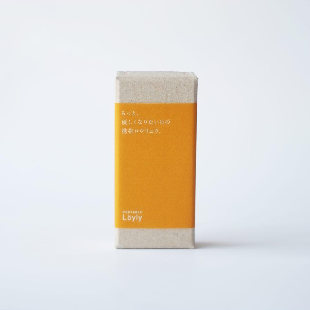 桃の湯 携帯ロウリュウ パッケージ