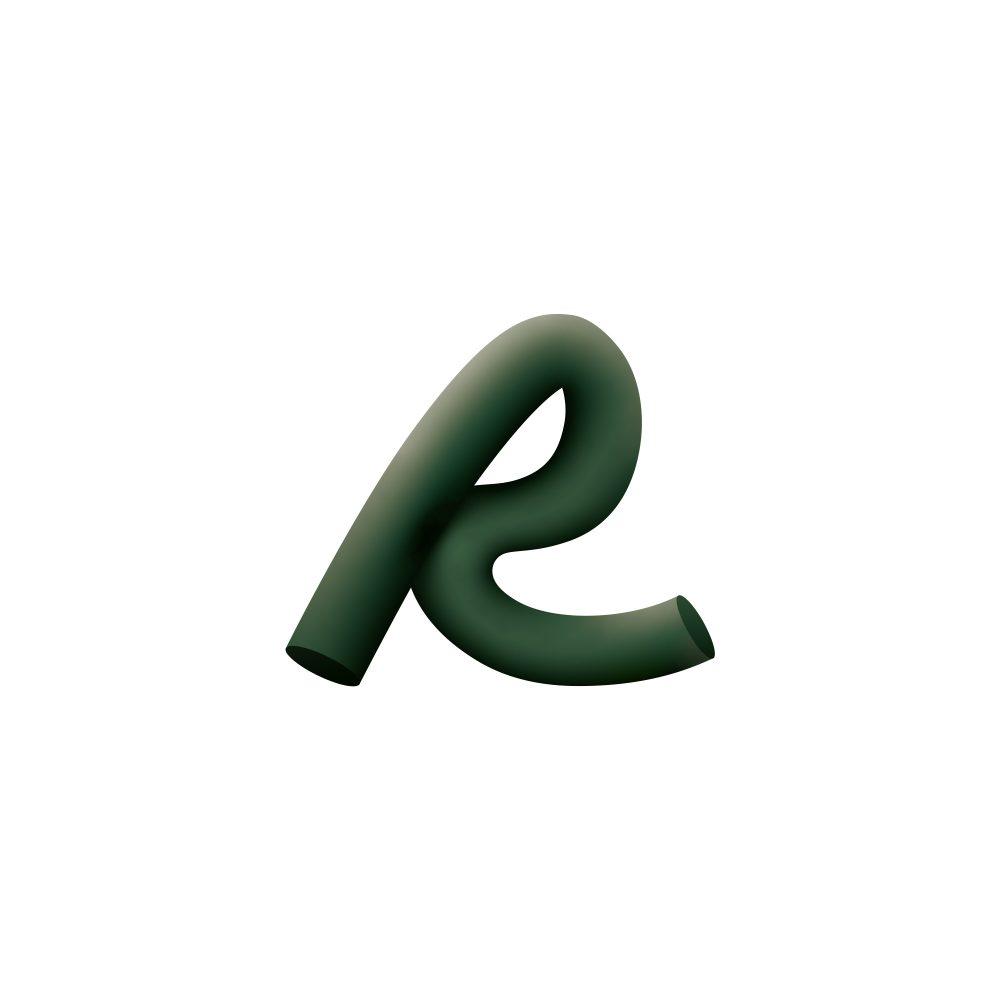 スタジオリライトロゴデザイン